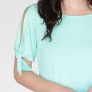 Dresses - Mint Dress